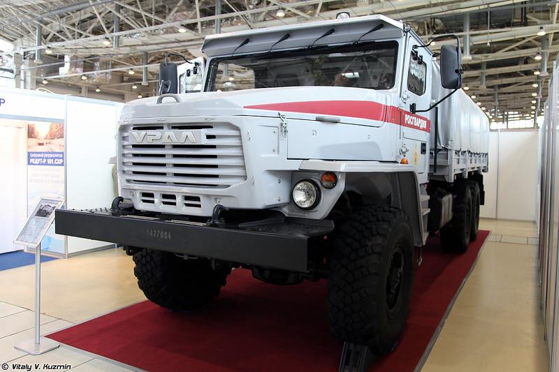 Урал-4320-7810-31 Мотовоз-М (Ural-4320-7810-31 Motovoz-M)