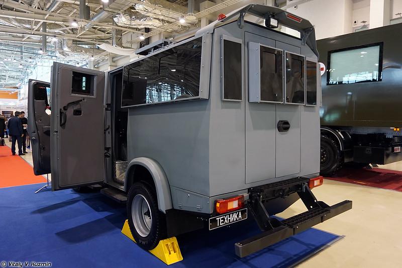 Бронеавтомобиль Кибу (Kibu armored vehicle)