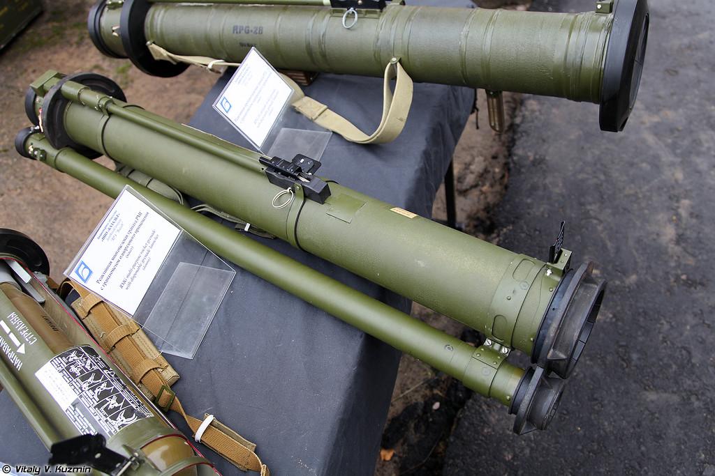 РПГ-30 (RPG-30 grenade launcher)
