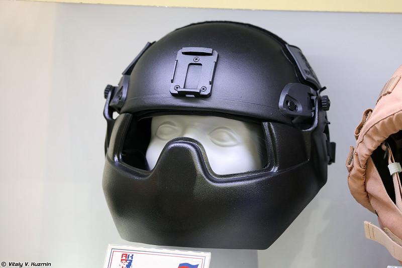 Шлем ЛШЗ 1+ (LShZ 1+ helmet)