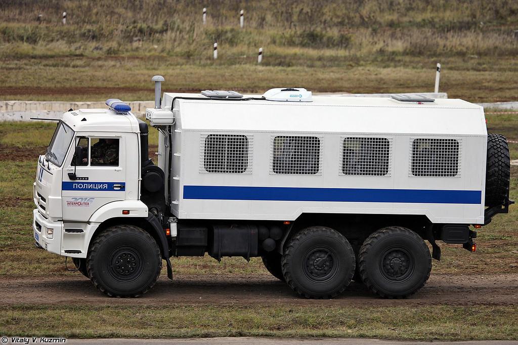 КАМАЗ-5350-42 (KAMAZ-5350-42)