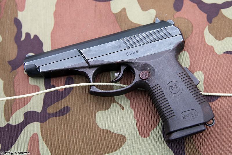 СР1М (SR1M pistol)