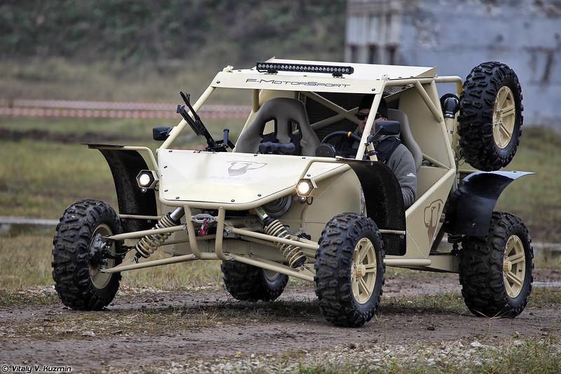 Легкий многоцелевой багги Чаборз М-3 / Алабай (Light multirole vehicle Chaborz M-3 / Alabay)