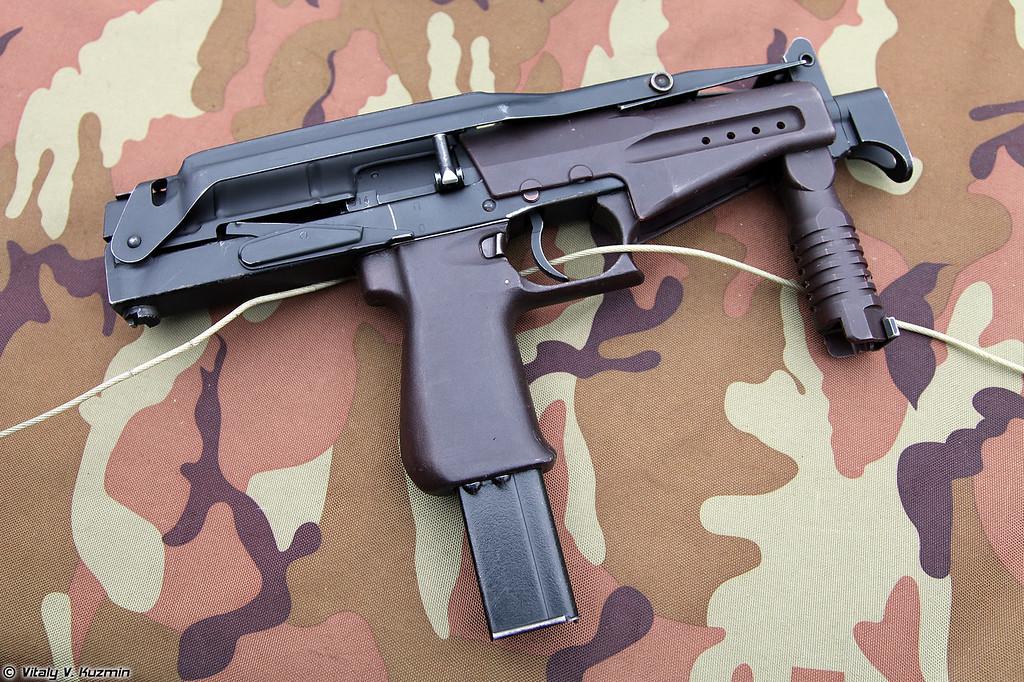 СР-2М (SR-2M submachine gun)