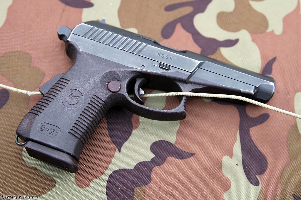 СР-1М (SR-1M pistol)