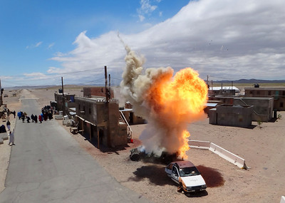 Iraq - Fort Irwin