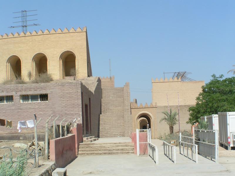 Coliseum in Babylon
