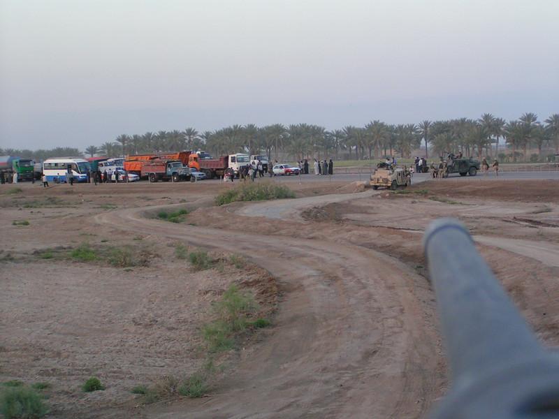 Some random checkpoint