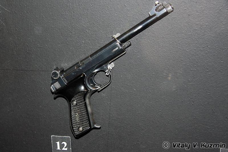 Спортивный пистолет Марголина МП-1 (MP-1 Margolin sport pistol)