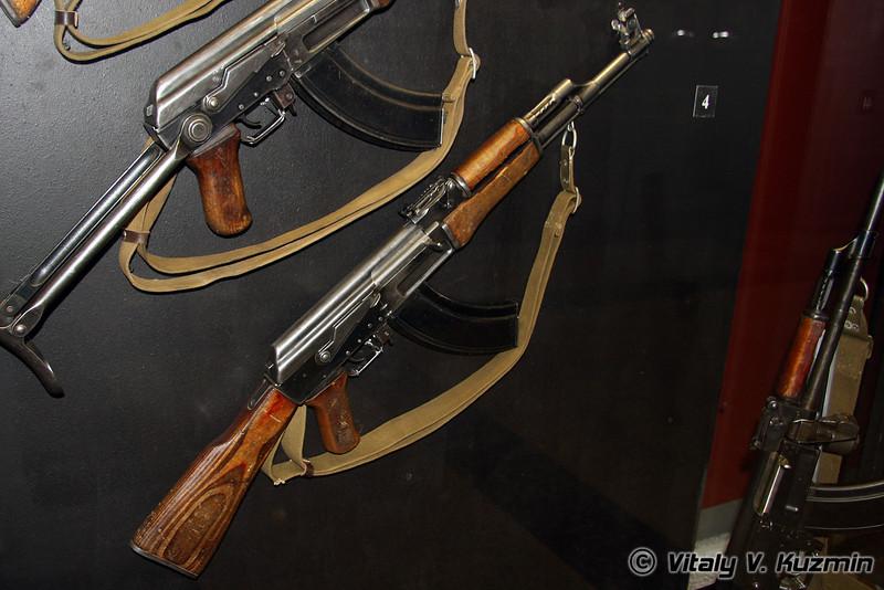 АК 3-й модели (AK model 3)