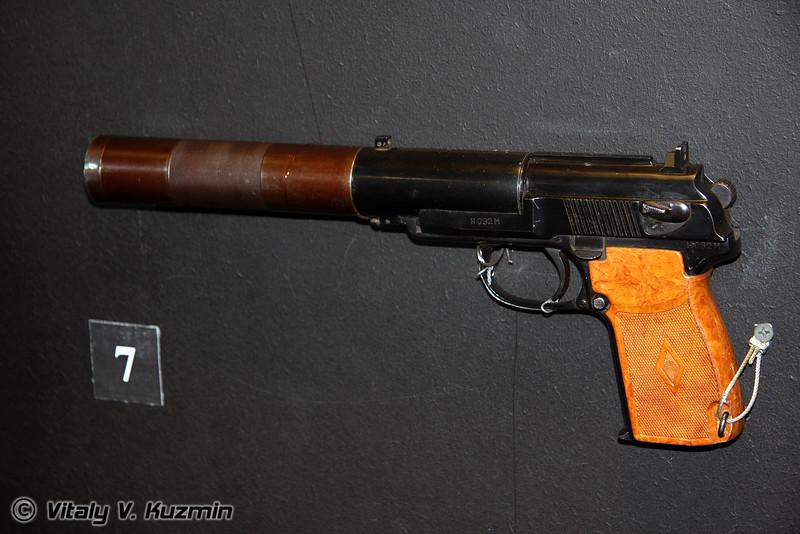 ПБ (PB pistol)
