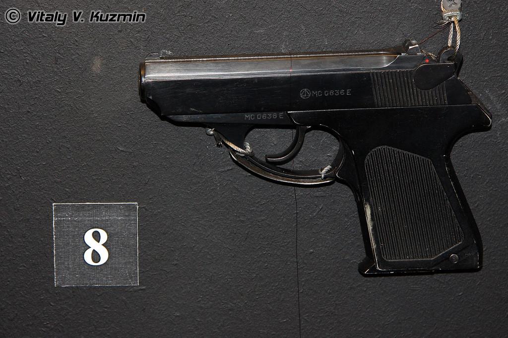 ПСМ (PSM pistol)