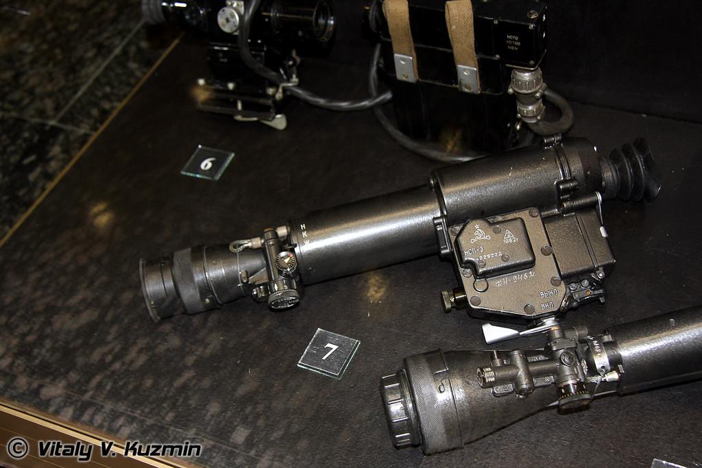 НСП-3 (NSP-3 night vision scope)