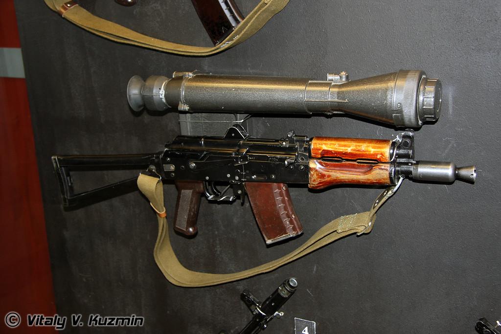 АКС74У с НСПУ (ASK74U with NSPU scope)