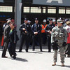 JTF-ES Supports Presidential Visit NYC Ground Zero May 5, 2011
