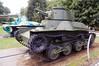 Japanese Type 97 Ke-Nu light assault tank, Great Patriotic War Museum, Moscow, 29 August 2015 2.