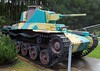 Japanese Type 97 Shinhoto Chi-Ha medium tank, Great Patriotic War Museum, Moscow, 29 August 2015.