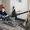 Machine gun from B29 Bomber