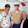 Mike, a Marine and Jenny