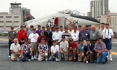 Jupiter 2004 Reunion Midway Group Shots