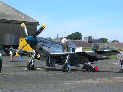 Jurby Air Show 2003