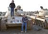 "John ""Johnny Metal"" Jenson. Camp Taji, Iraq, January 22, 2009. Photo by Arturo Cisneros."