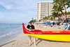 December 17, 2010. Waikiki Beach, HI.