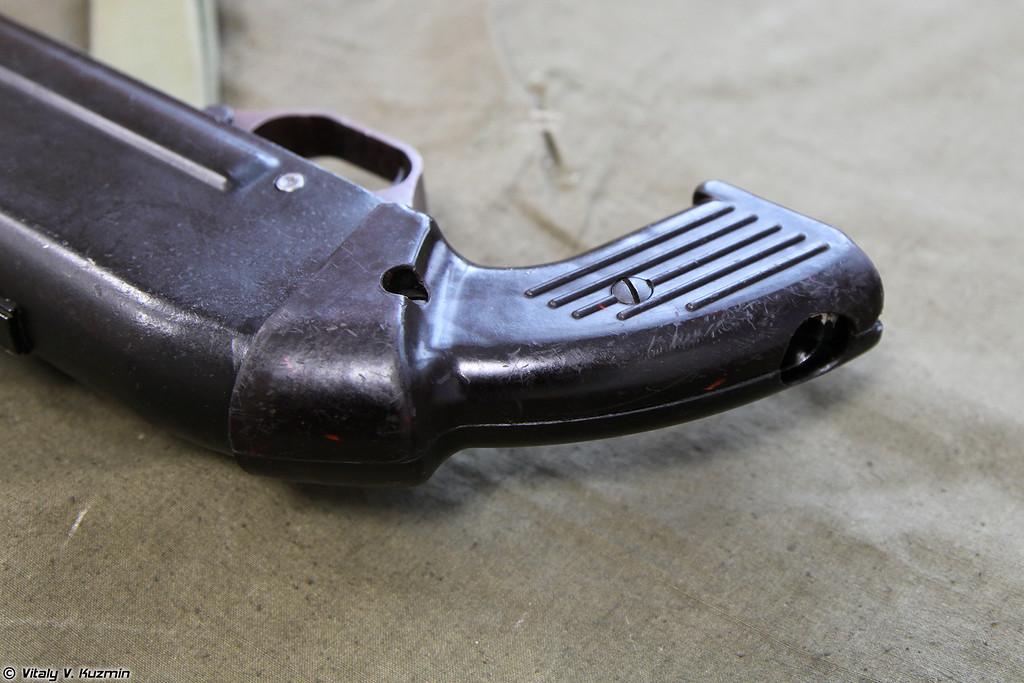 КС-23М детальный вид отдельных частей правой стороны (KS-23M detailed view of the parts from the right side)