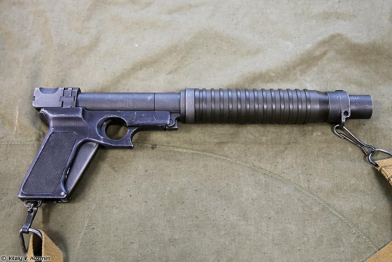 Пистолет Туляк вид справа (Tulyak pistol right view)