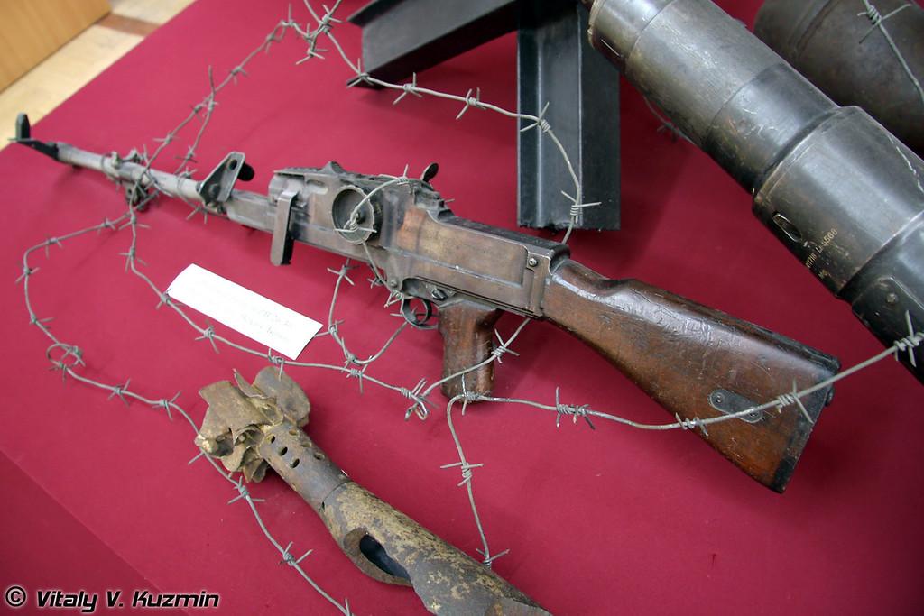 Пулемет ZB-26/30 (ZB-26/30 machinegun)