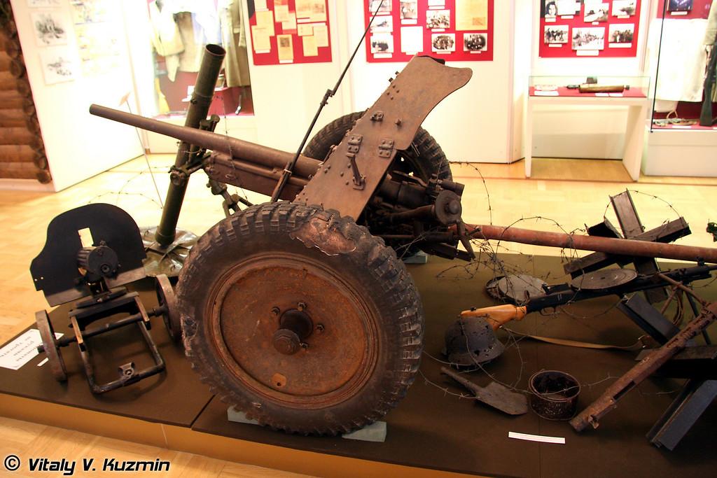 37-мм противотанковая пушка РАК-35/36 (37-mm antitank gun PAK-35/36)