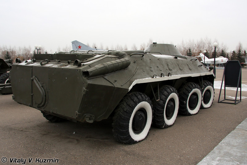 БТР-70 (BTR-70)