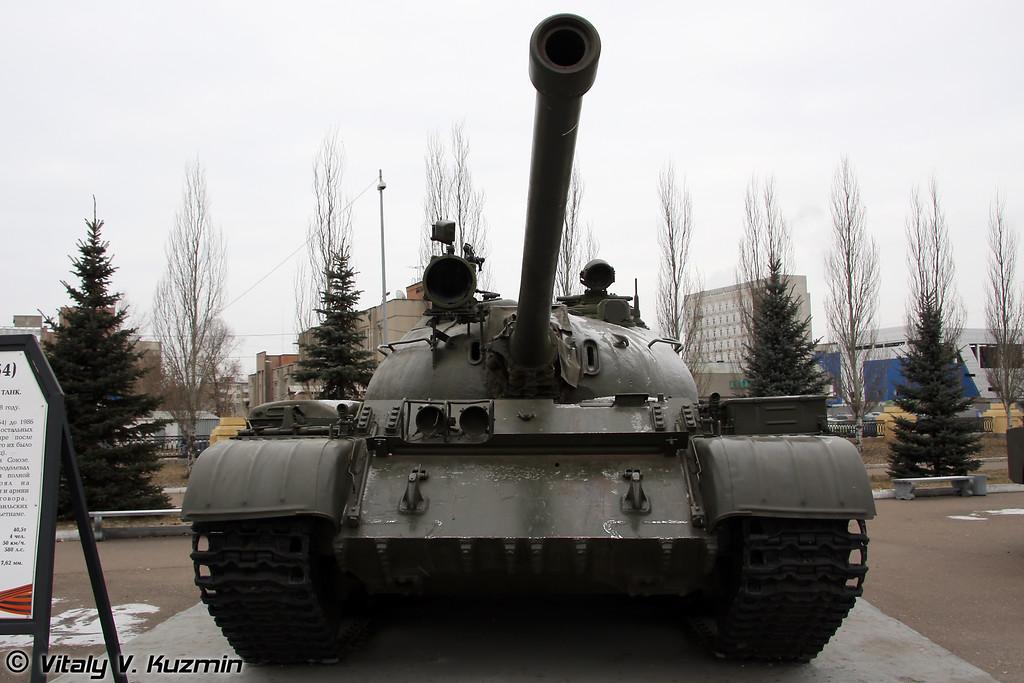 Танк Т-54 (T-54 tank)