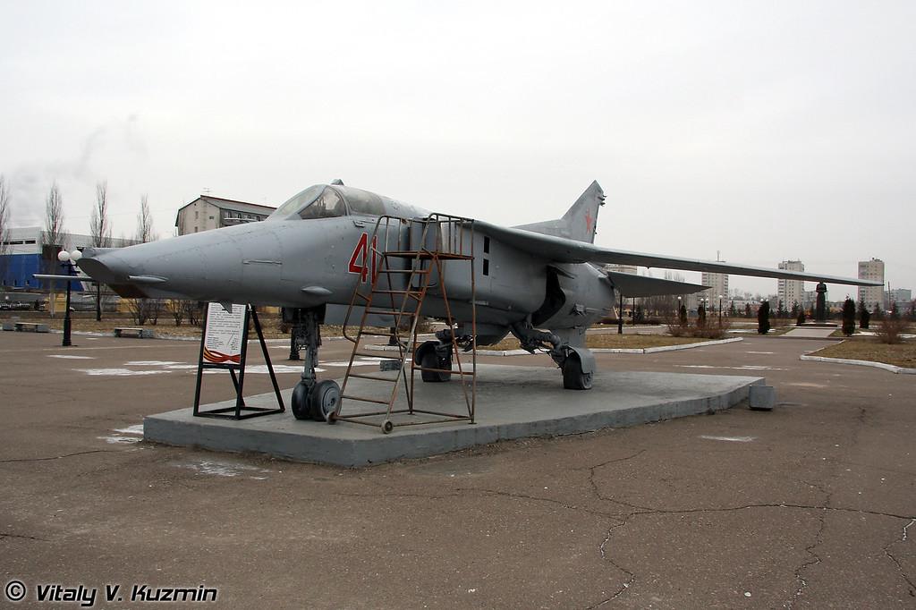 МиГ-27К (MiG-27K)