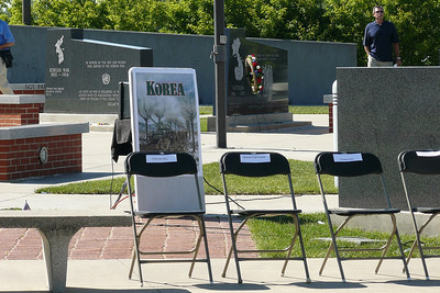 Korean War Memorial Cedar Rapids,IA 2010