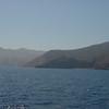 approaching Catalina Island