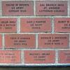 Dan Harper, LST 898, Korean War Brick