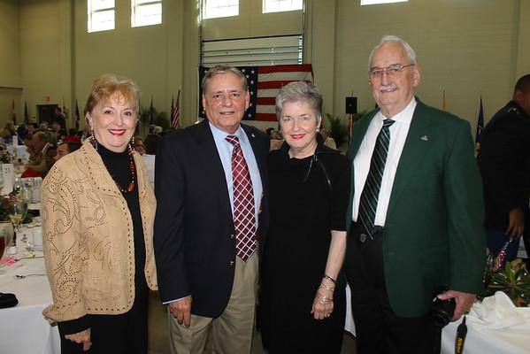 LSU Veterans Day Ceremony 11-9-12