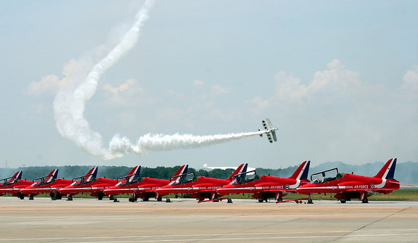 Langley AFB Airshow 2008