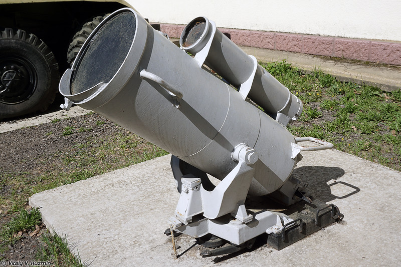 Бомбомет БМБ-2 (BMB-2 anti-submarine mortar)