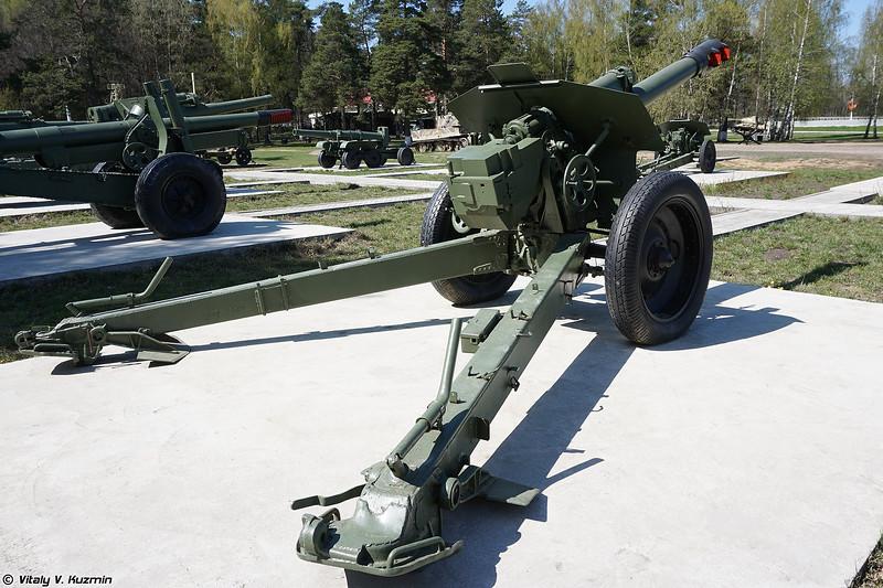 152-мм гаубица Д-1 (152mm howitzer D-1)