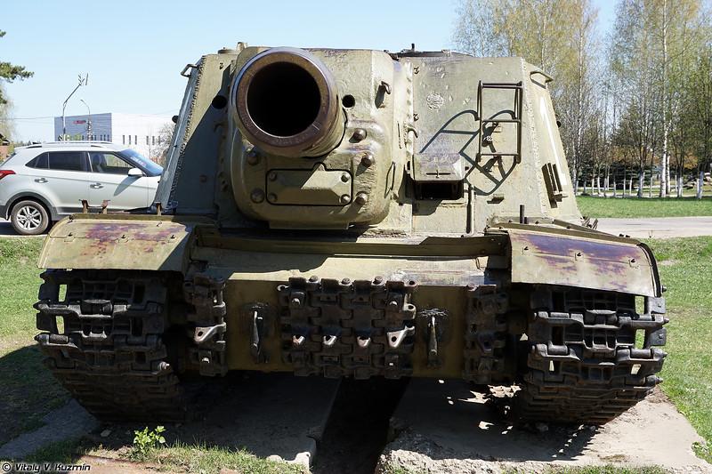 ИСУ-152М (ISU-152M)