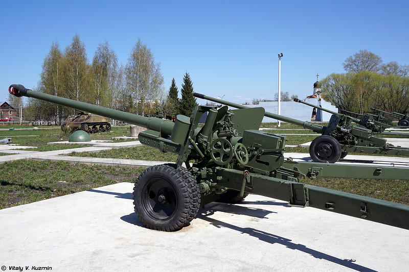 100-мм пушка БС-3 (100mm field gun BS-3)