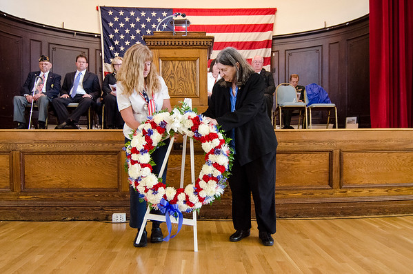 Leominster Memorial Day service 5-31-16