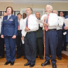 The International Veterans Chorus performs at the White Cross Memorial Service that was held at the Leominster Veterans' Center on Friday evening. SENTINEL & ENTERPRISE / Ashley Green