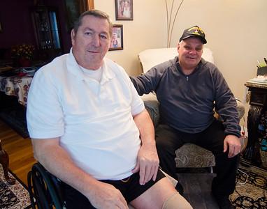 Leominster veterans reunite