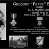 """""""Pappy"""" Boyington, Marine Aviator, WW II"""