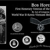 Bob Hope, Honorary member of All Services