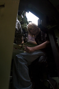 Inside the M2 Bradley Infantry Fighting Vehicle