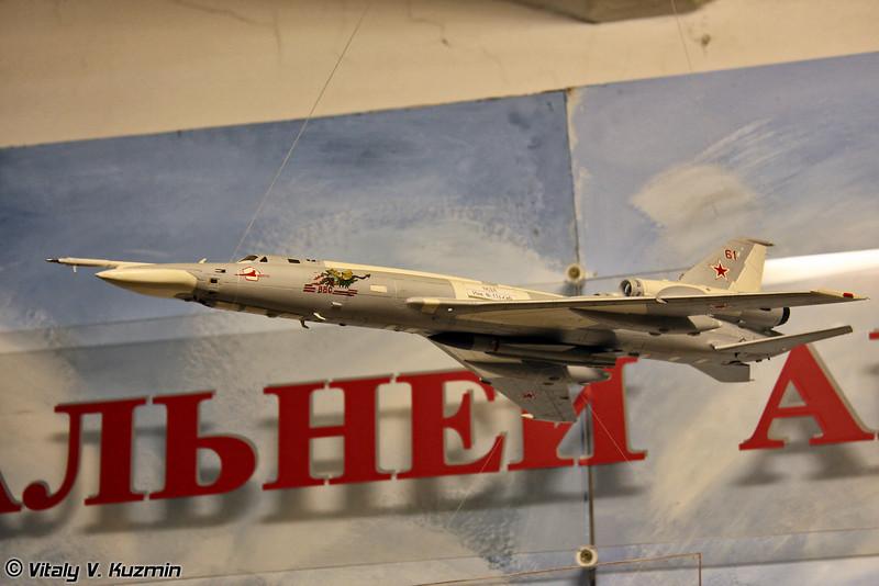 Ту-22КД (Tu-22KD model)
